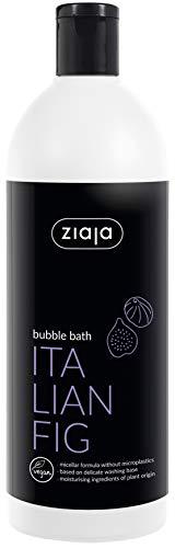 Ziaja Baño de Burbujas de Higo Italiano, 500 ml