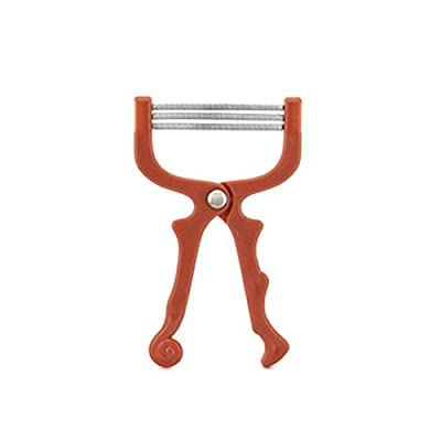 Handheld Facial Hair Removal Threading Beauty Epilator Tool from SamGreatWorld