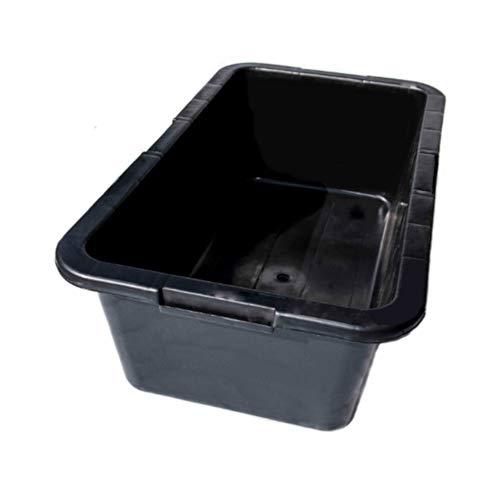 Kunststoffwanne Mörtelkasten Mörtelkübel Mörtelwanne Betonkübel (60 Liter)