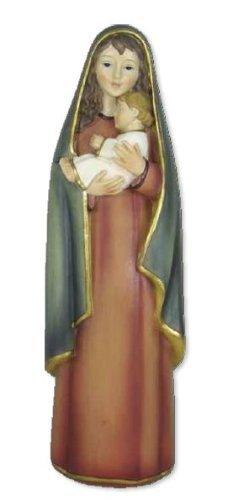 Maria moderne de couleur, 20 cm