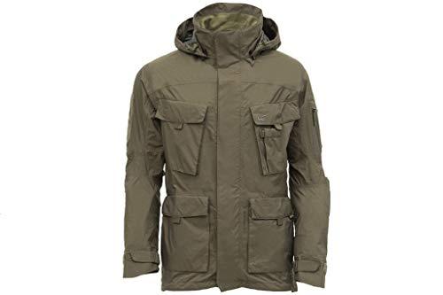 Regenjacke Carinthia TRG Jacket Oliv, L, Oliv