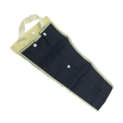Vosarea Seggiolino Auto Sacchetto Appeso Auto per Porta ombrelli (Blu Scuro)