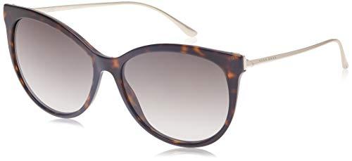 Hugo Boss Damen BOSS 0892/S HA AQT 57 Sonnenbrille, Gold (Dkhavn Ltgld/Brwn Sf)