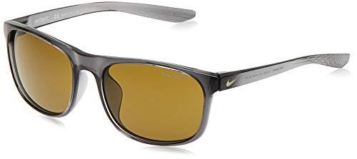 Nike Herren ENDURE E Sonnenbrille, Grau, Einheitsgröße