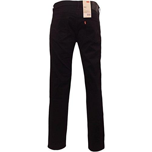 Levi's - Jeans - skinny - Uomo Black Stretch W33/L32