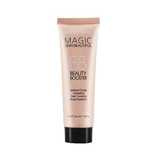 1PC Fond de Teint Liquide Anti-cernes Baume Anti-imperfections BB Visage Long Lasting BB Creme (02#)