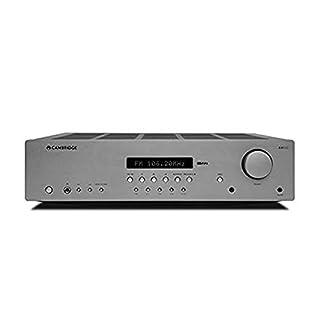 questi amplificatori forniscono una qualità di audio eccezionale emette 85 watt per canale sintonizzate le vostre stazioni radio preferite