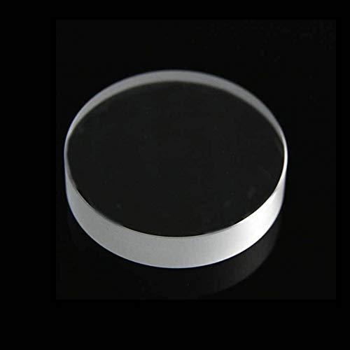 Without brand XXF-gxpj, Optische Experimental Objektiv Produktion 30mm Durchmesser Mittendicke 4,7 mm Kantendicke 2,8 mm Plankonvexlinse Focusing (Farbe : 30mm)