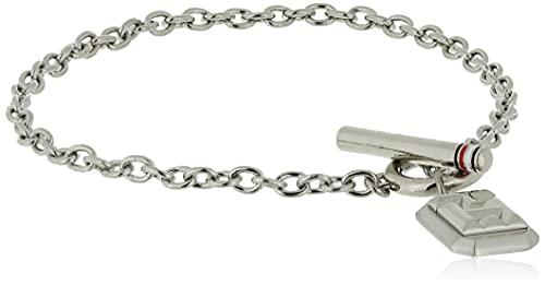 Tommy Hilfiger Pulseras de cadena para mujer