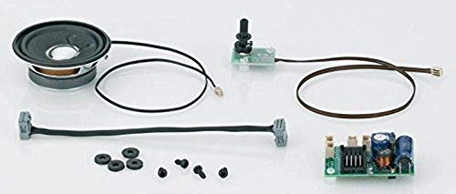 Module sonore Moteur Diesel, Moteur de Traction électrique, Klaxon, Sifflement, Annonce du Chef de Train, Bruits de fre