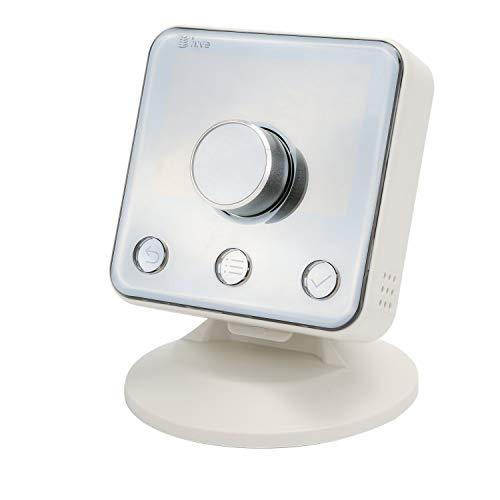 EEEKit Thermostat Ständer Halter/Halterung für Hive Active Heizung Thermostat (weiß)