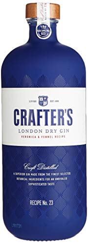 Crafters London Dry Gin (1 x 0.7 l)