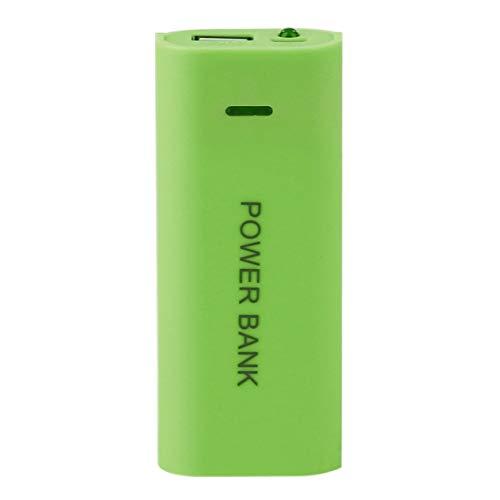 EdBerk74 Opcional USB Mobile Power Bank Funda Funda Nuevo portátil 5600mAh Cargador de batería Externo Powerbank Funda