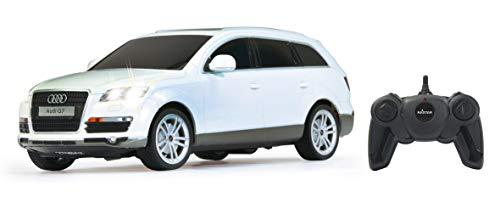 Jamara 400089 Audi Q7 - Coche por Control Remoto a Escala 1:24