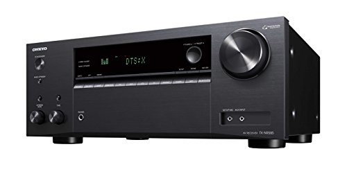 Onkyo TX-NR585 7.2 Channel Network A/V Receiver Black
