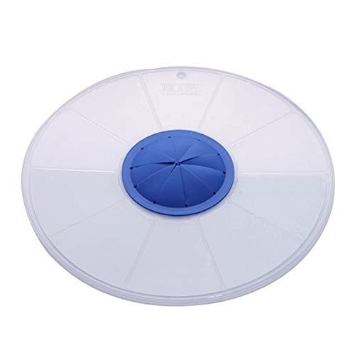 Color Yun Eierklopper Spatscherm Spatscherm Siliconen Kom Deksels Eiklopper Deksels Mixer Cover Keuken Gereedschap Accessoires