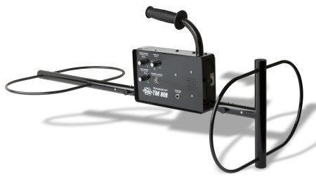 WHITE'S TM-808 METAL DETECTOR DETECTORES DE METALES GRAN PROFUNDIDAD