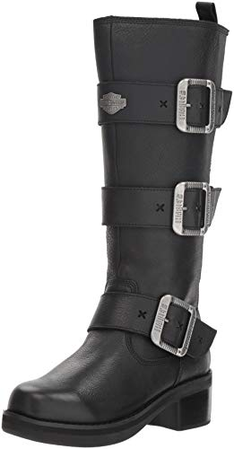 HARLEY-DAVIDSON FOOTWEAR Women's Bostwick Fashion Boot,