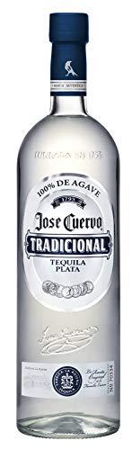 Tequila Tradicional Plata marca Cuervo