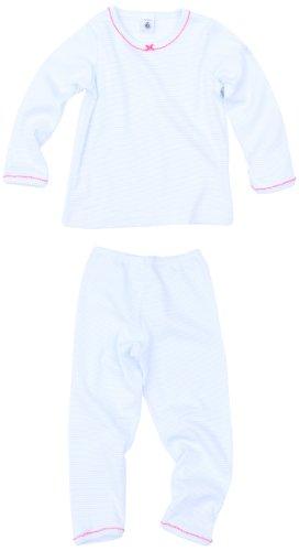Petit Bateau Girl Pyjama Lait smogking Winter 2011