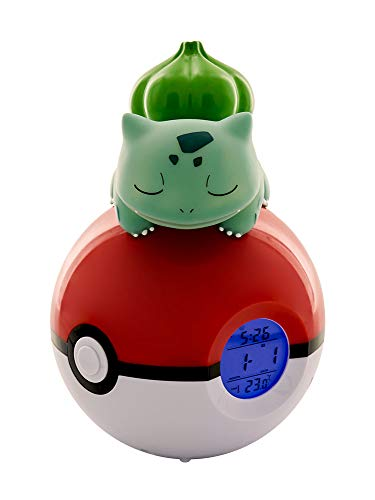Teknofun 811367 Pokemon Wecker, Green