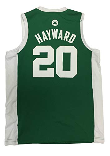 OuterStuff Boston Celtics Gordon Hayward #20 Boys Youth Basketball Jersey (X-Large 20)