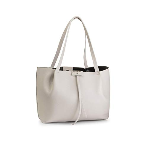 PATRIZIA PEPE Borsa Donna Shopping Media 2V8895A4U8SS564-Moon Grey