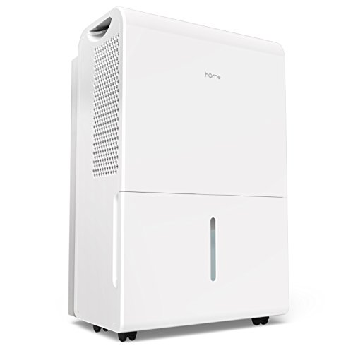 hOmeLabs 3,000 Sq. Ft Energy Star Dehumidifier for Large Rooms and Basements - Efficiently...