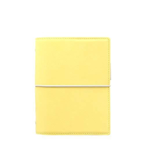 Filofax Domino Soft Lemon Taschen-Organizer