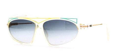 Cazal - Gafas de sol - para mujer transparente Clear Yellow Blue