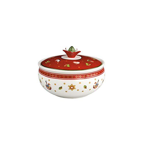 Villeroy & Boch Toy's Delight Zuccheriera, Multicolore
