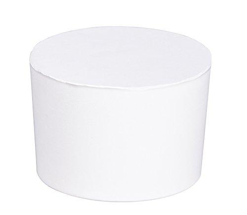 WENKO 50271100 Raumentfeuchter Drop Nachfüller, 1000 g, mit Orangenduft, Luftentfeuchter, Nachfüllpack, Calciumchlorid, 11 x 7,5 x 11 cm, weiß