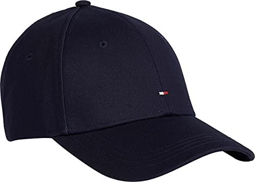 Tommy Hilfiger Damen Classic Flag Cap Verschluss, Desert Sky, One Size
