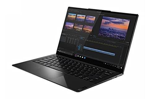 Lenovo Yoga 9 14ITL5 82BG 14' portátil Intel i7-1185G7 3 GHz (4,8 GHz Turbo), 16 GB RAM, 1 TB M2 SSD, Ultra HD 4 K, Tactile, Windows 10 Home, negro teclado italiano