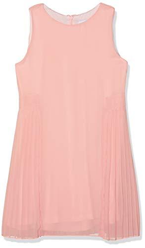 Mexx Mädchen Kleid, Rosa (Candlelight Peach 151621), (Herstellergröße: 104)