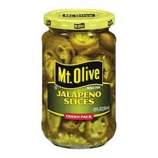 Mt. Olive Sliced Jalapenos, Fresh Packed, 12 Oz., (Pack of 2)