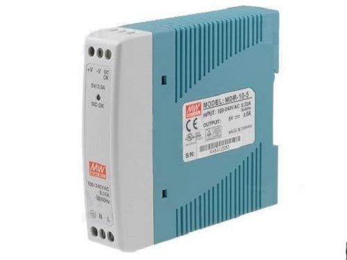 Mean Well MDR-10-5 Hutschienennetzteil 10W 5V 2,0A Schaltnetzteil CV DIN-Rail