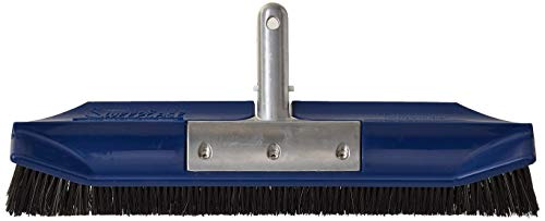 SweepEase SS/Poly Blend Brush AquaDynamic Pool Brush, 18-Inch