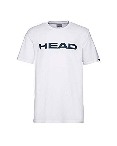 Head Club Ivan Camiseta hombre, Blanco, Large