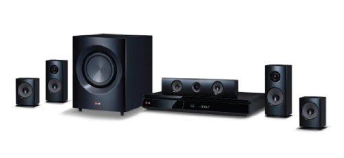 LG BH7230BB 5.1 3D Blu-ray Heimkinosystem (Smart TV, HDMI) schwarz