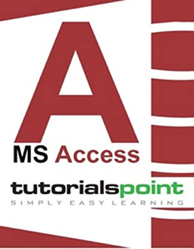 MS Access Tutorial Point Step by Step (English Edition)