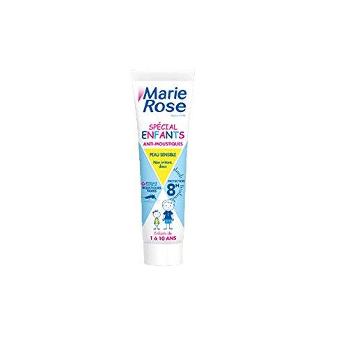 MARIE ROSE Lotion Enfants Anti Moustiques Format 100 ml