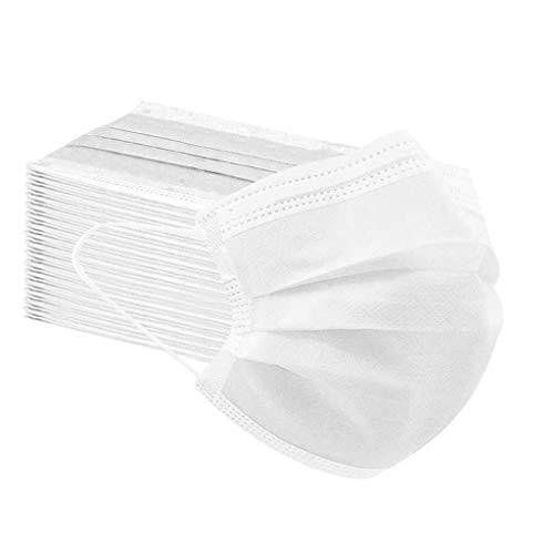 Kinderdruck Gesicht Mund Protectio für Kinder Einfarbig Drucken Atmungsaktiv Gesund und Hygienisch Einmal Verwenden Staubdicht Winddicht Weich Komfortabel 50pcs