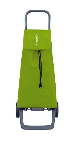 Rolser Carro de Compra JET001 Jet LN Joy, Color Verde Lima,