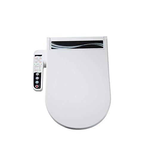 DYB Intelligenter Toilettensitz, intelligenter elektrischer Bidet-beheizter Toilettensitzdeckel, Wassersitzheizung, Energiespartechnologie Umweltfreundliche Reinigungsmassage Energiespartechnologie