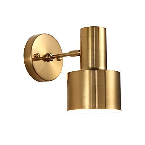 WYJW wandlamp - woonkamer eetkamer allee slaapkamer bedlampje spiegel badkamer schijnwerper (grootte: warm licht)