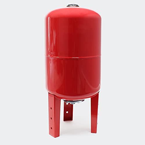 100Litres Réservoir pression à vessie pour la surpression domestique cuve ballon, suppresseur pompe