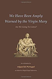 We Have Been Amply Warned by the Virgin Mary: Are We Going To Listen?
