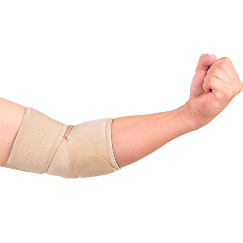 Soporte para la manga del codo, almohadilla para el codo profesional Soporte para la manga del brazo ortopédico para el dolor articular Artritis Tendinitis