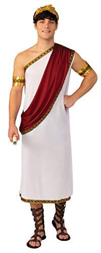 Bristol Novelty AC624 Costume da Cesare, Oro